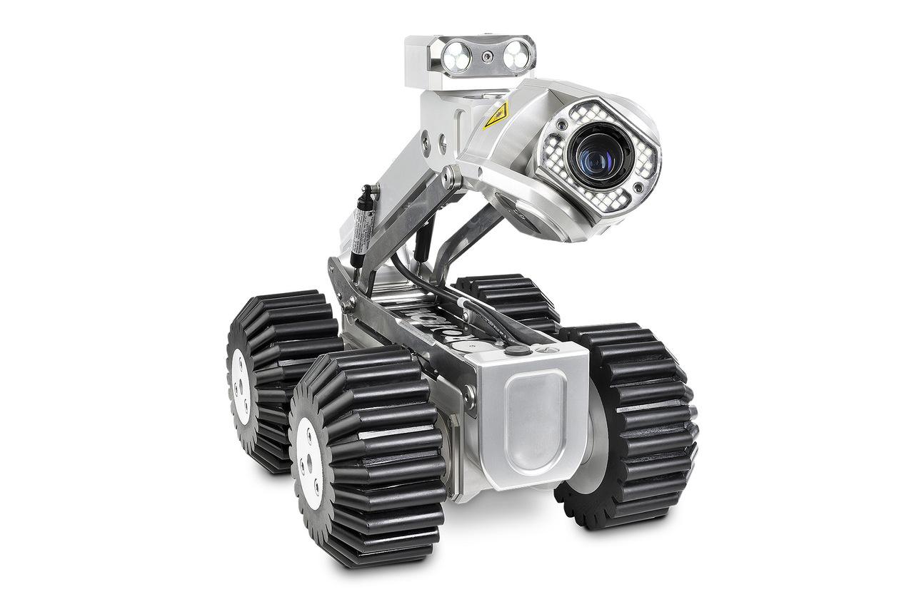 Robô de Inspeções de Vídeo